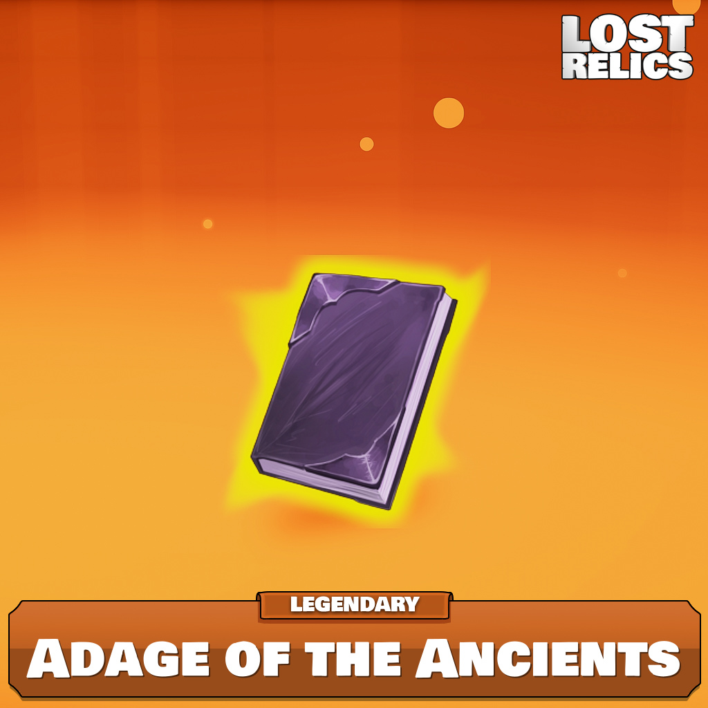 Adage of the Ancients Image