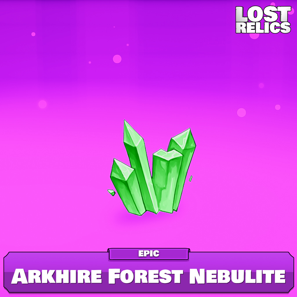 Arkhire Forest Nebulite Image