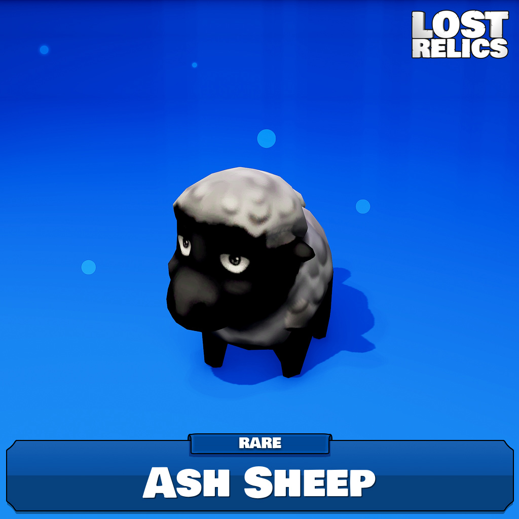 Ash Sheep Image
