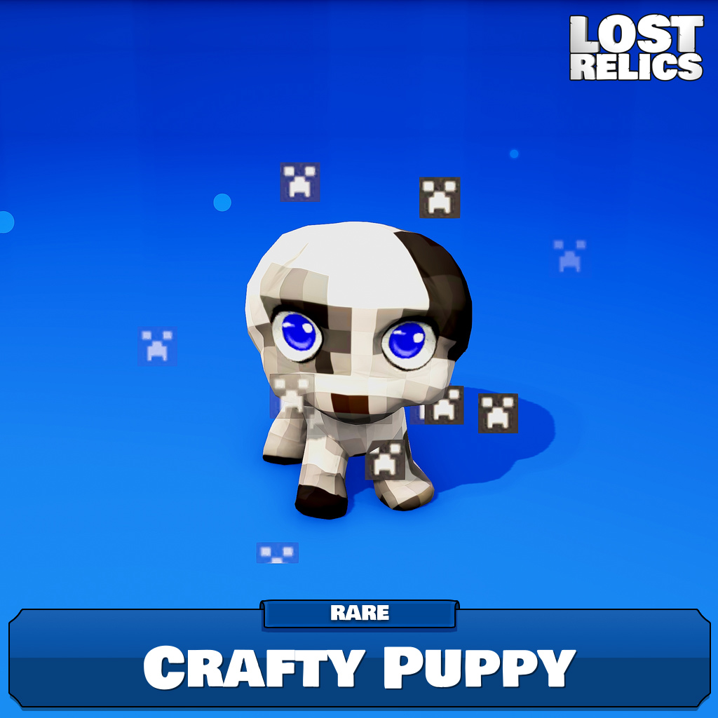 Crafty Puppy Image