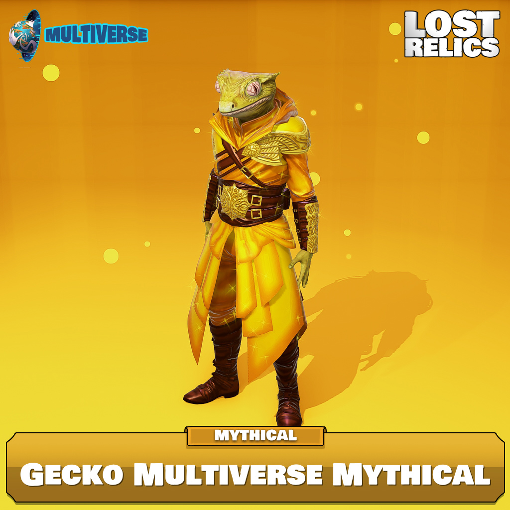 Gecko Multiverse - Mythical Image