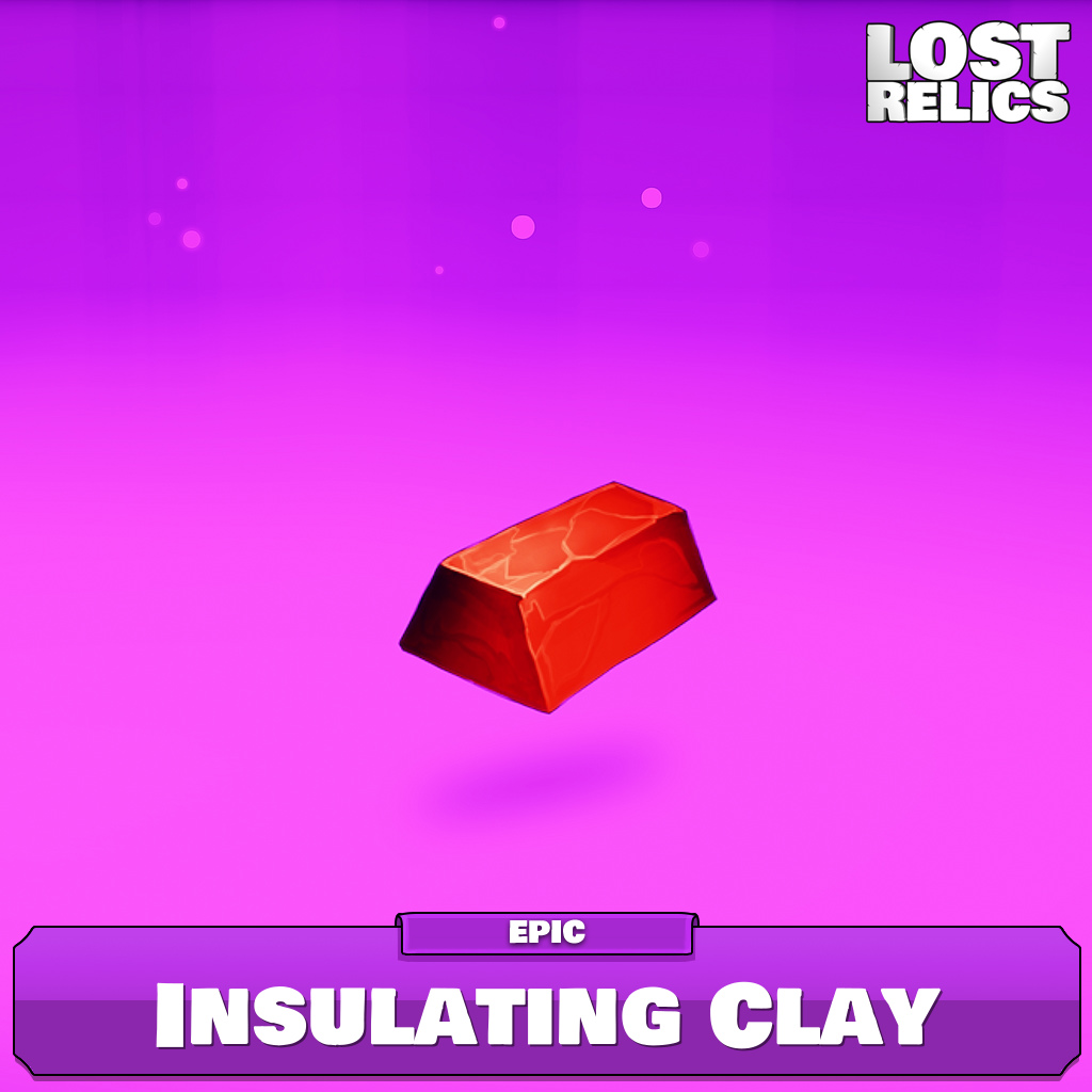 Insulating Clay Image