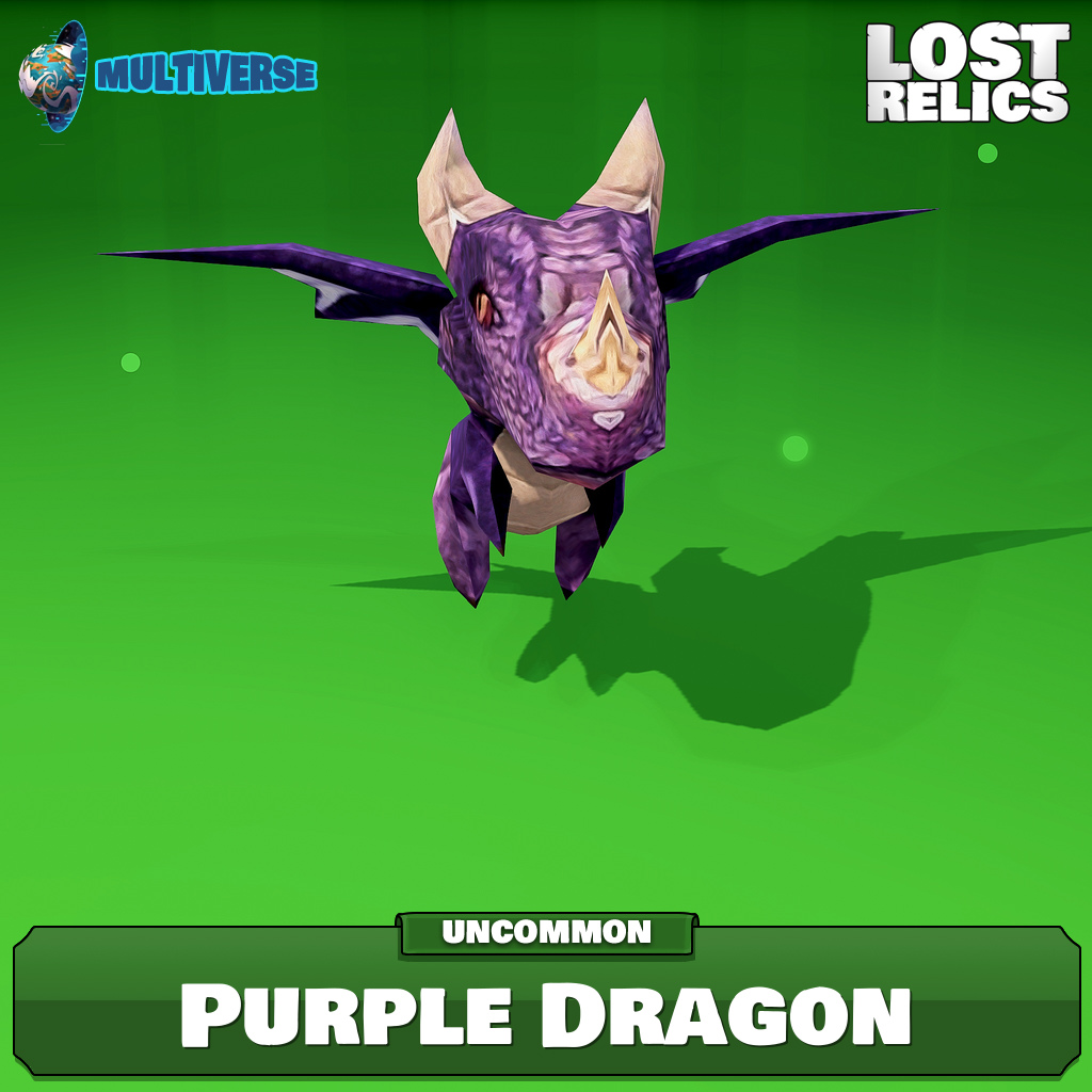 Purple Dragon Image