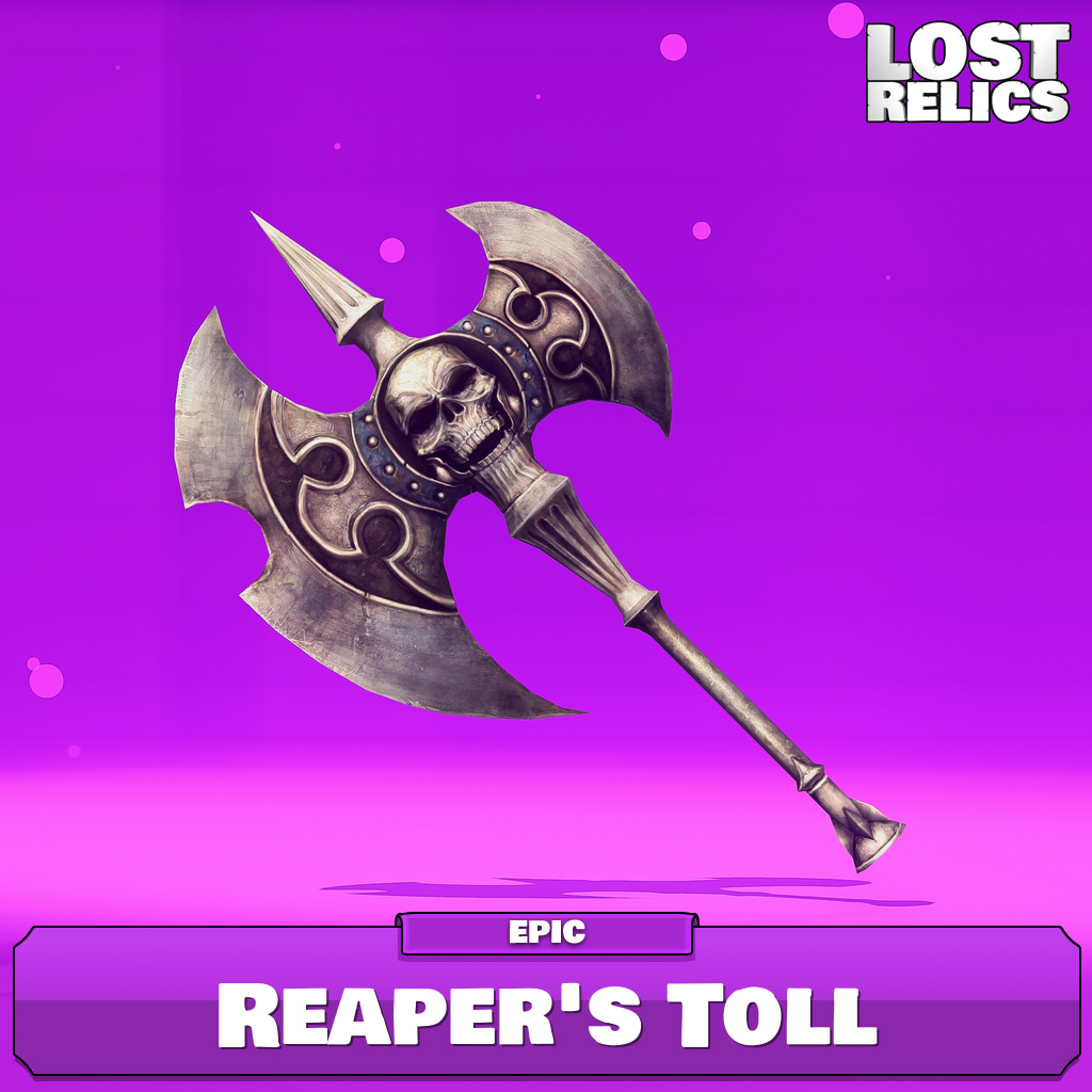 Reaper's Toll Image