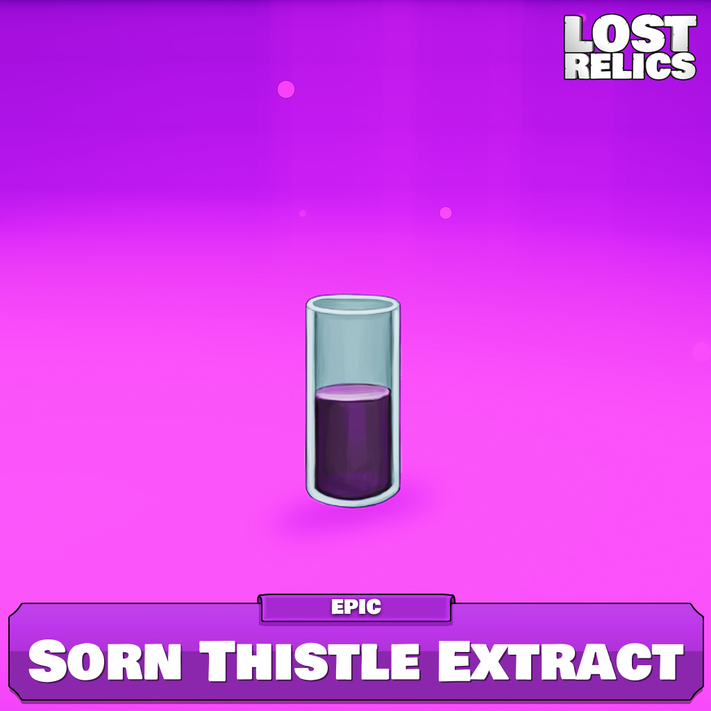 Sorn Thistle Extract Image