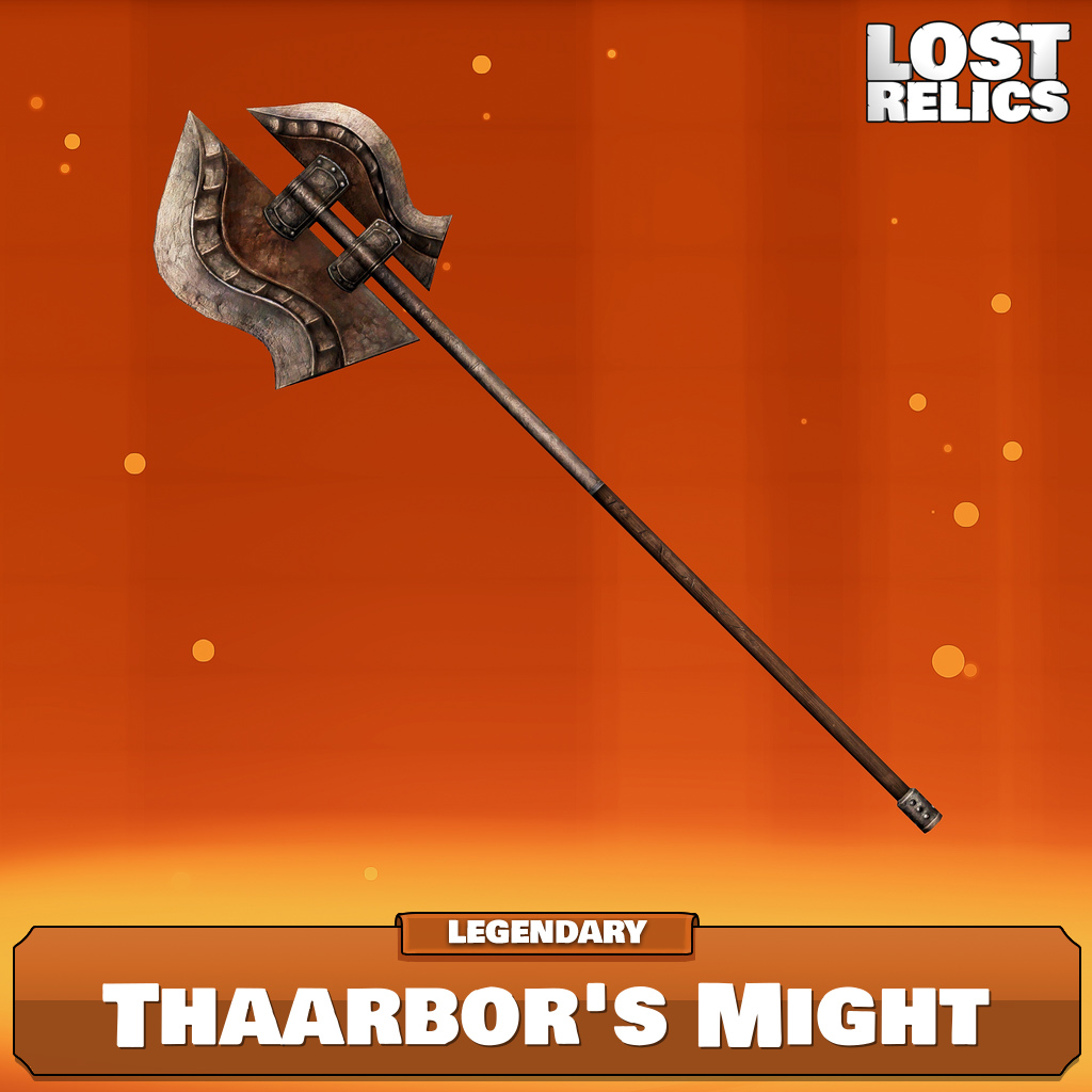 Thaarbor's Might Image