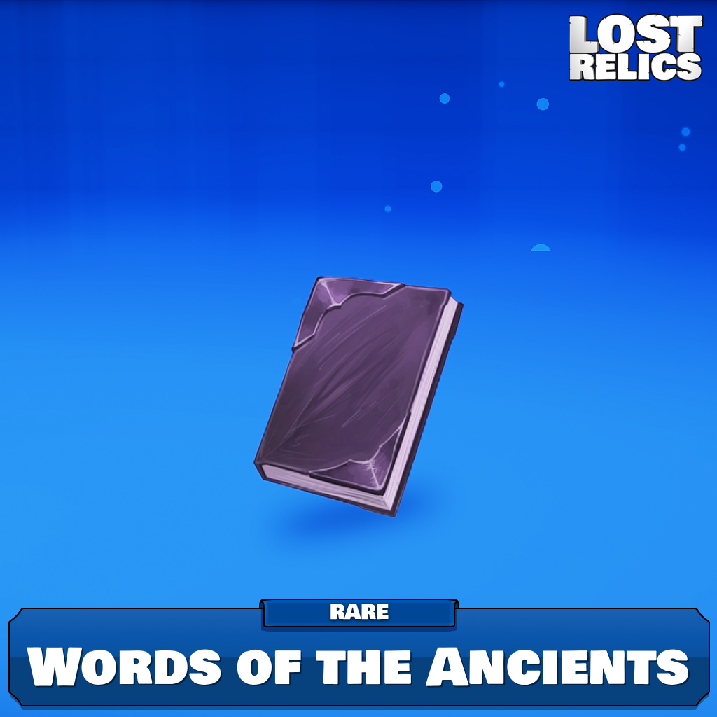 Words of the Ancients Image