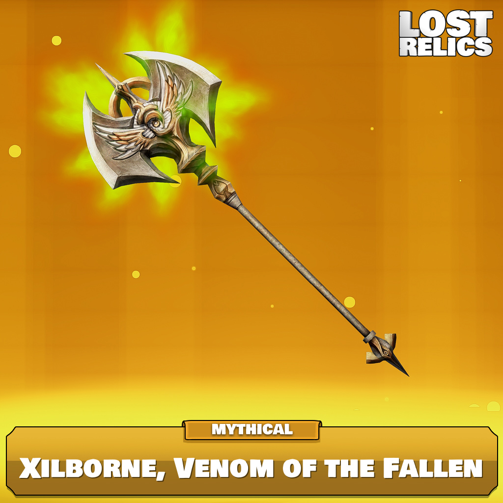 Xilborne, Venom of the Fallen Image